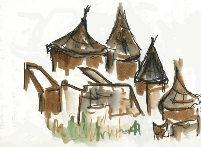 Village sanga